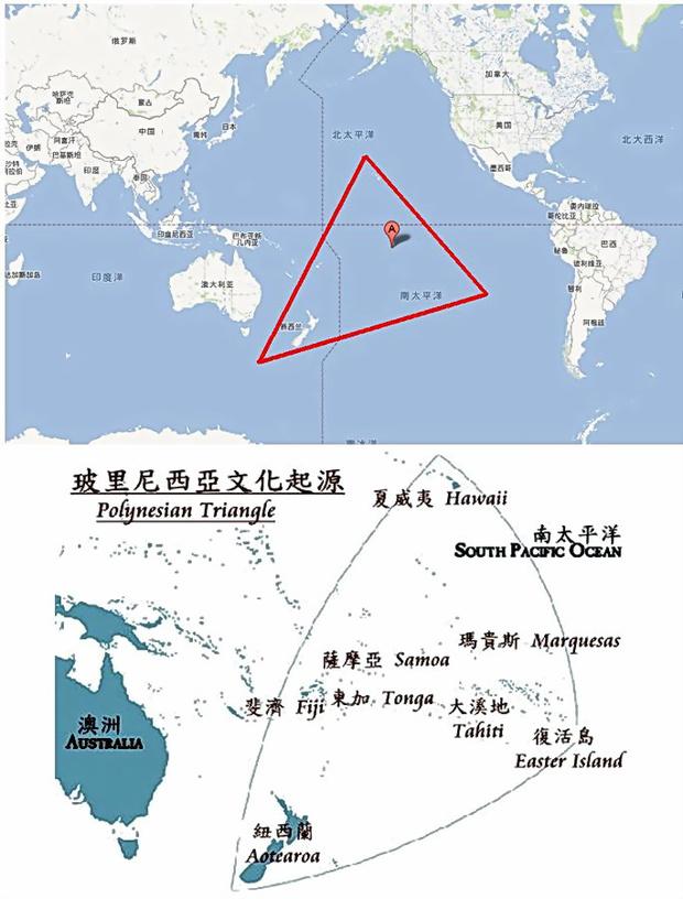 图瓦卢群岛地图